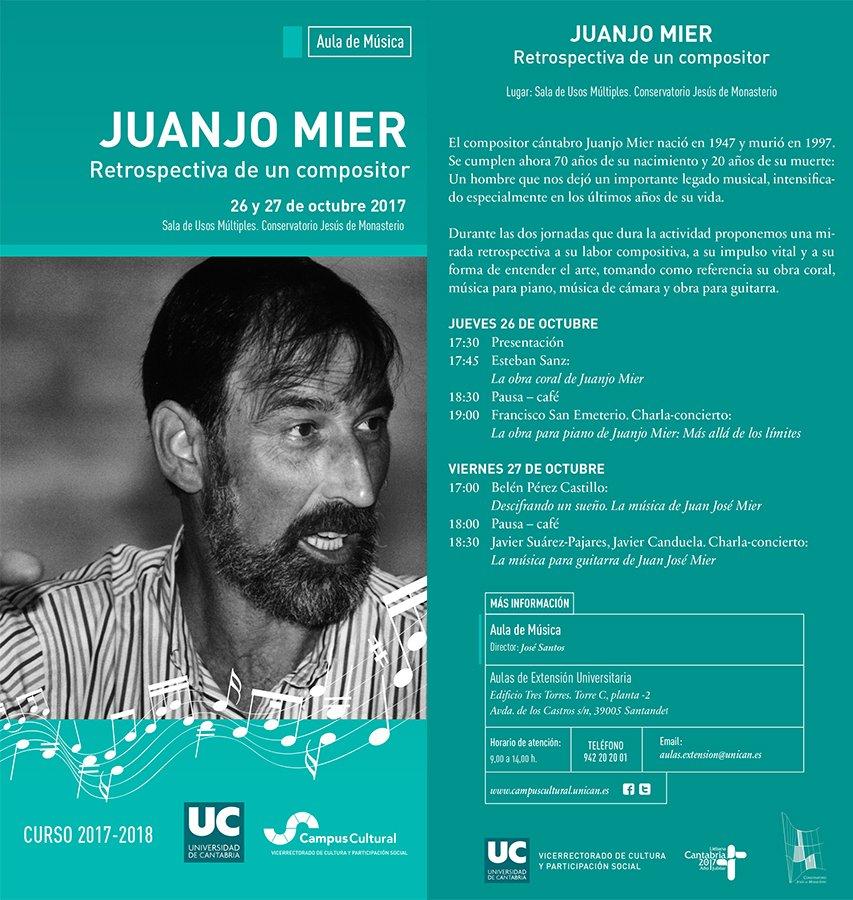 Retrospectiva obra Juanjo Mier