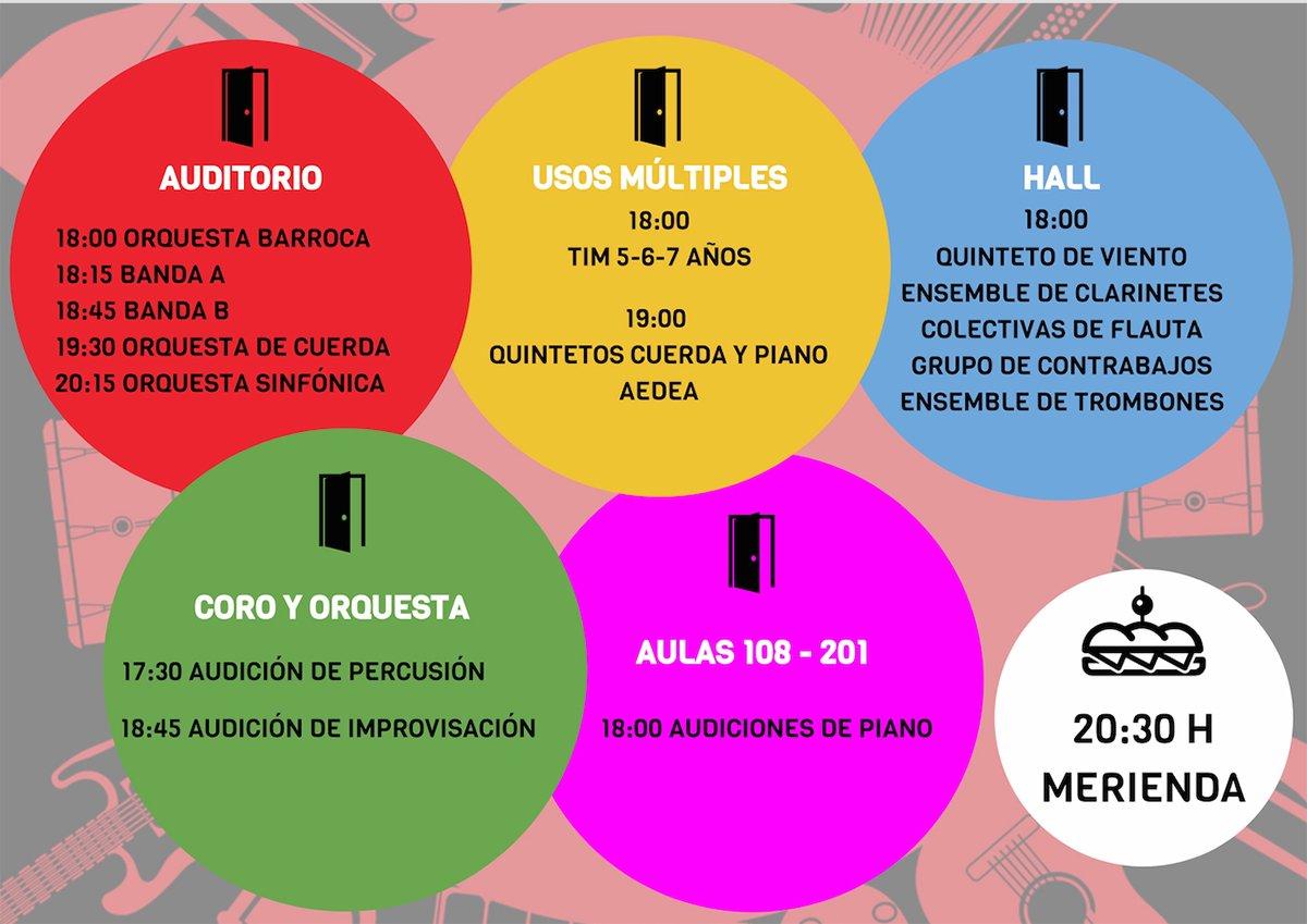 Música total @ Conservatorio Jesús de Monasterio | Santander | Cantabria | España
